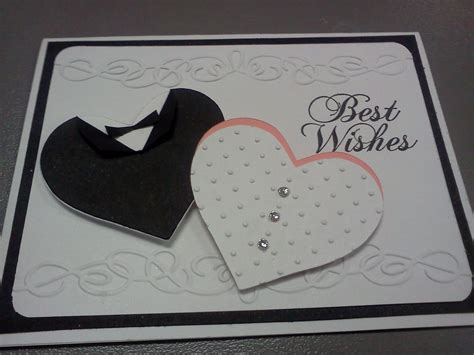 Handmade Wedding Card Designs - scrappyksue wedding card