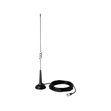 cobra hga1000 21 quot magnetic mount cb antenna