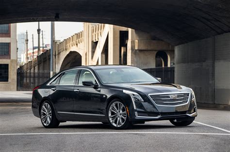 The Cadillac 2016 Cadillac Ct6 Drive Review Motor Trend