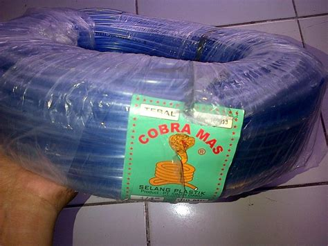 Selang Cobra sell thick transparent water hose bening cobra from