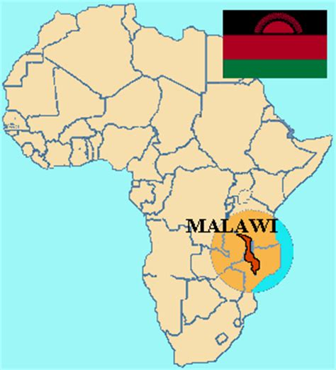 Malawi Africa Map by Malawi Improved Stove And Kilns Program Cashes In On