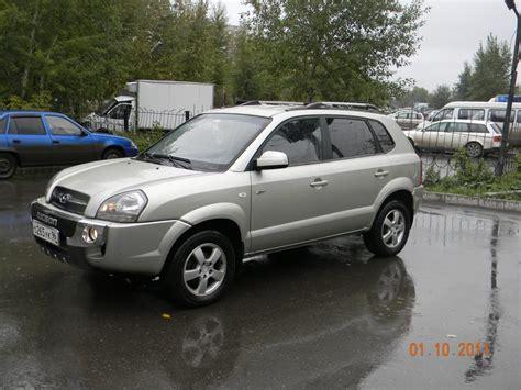 Hyundai Tucson 2006 by хендай туссан 2006 2 литра всем привет полный привод