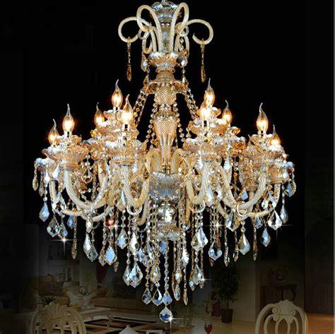 Big Chandelier Lights Large Chandelier 18 Arms Luxury Light