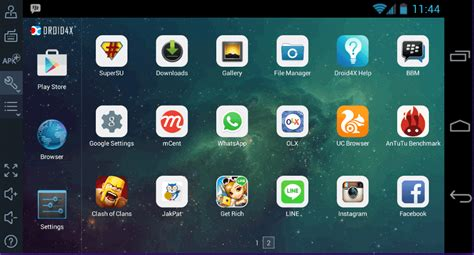 download x mod game untuk android ingin main game android di pc laptop ini dia 5 emulator
