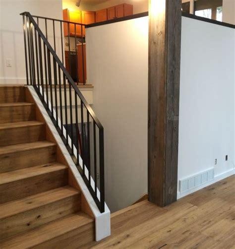 Custom Staircase Design 17 Best Ideas About Modern Railing On Pinterest Steel Railing Railing Design And Railings