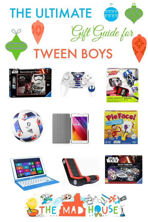 coolchristmas ideas boys 12 great gifts for tweens aged 9 12 in the madhouse
