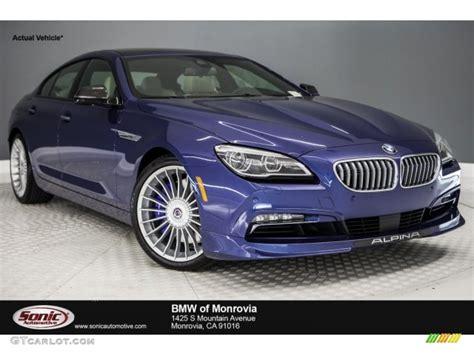6 series coupe blue metallic 2017 alpina blue metallic bmw 6 series alpina b6 xdrive