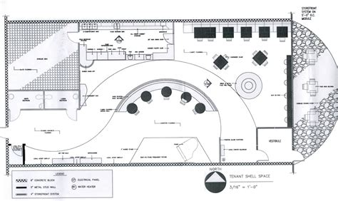 shop blueprints coffee house floor plans find house plans