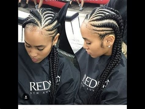 awesome cornrows hairstyles 2018 ideas | american