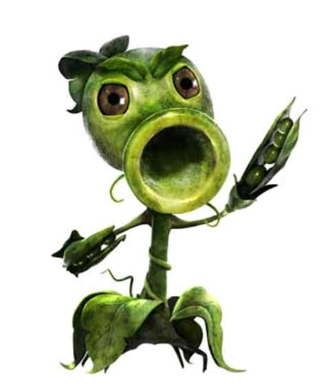 peashooter plants vs zombies garden warfare plants