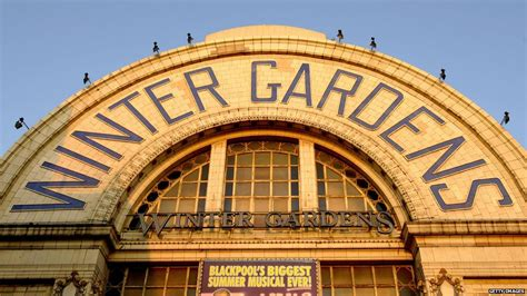 blackpool winter gardens in pictures 135 years of blackpool winter gardens news