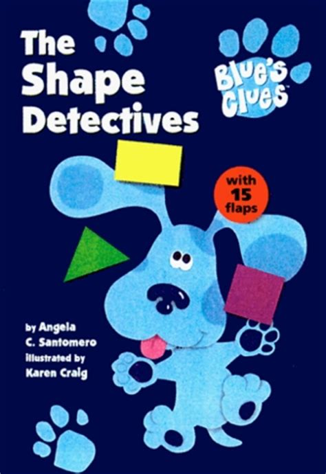 the telling image shapes of changing times books the shape detectives by angela c santomero reviews