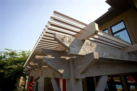 pergola attached to roof attached pergola with louvered roof patio salt lake