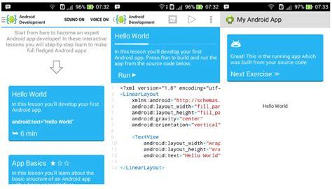 Android Pemrograman Aplikasi Mobile Smartphone 5 aplikasi android untuk belajar koding fachrozy aulia