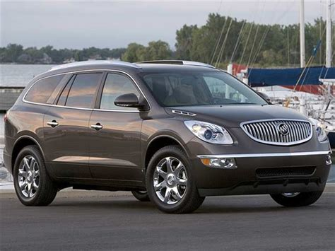 how cars engines work 2009 buick enclave security system 2009 buick enclave reviews and rating motor trend upcomingcarshq com