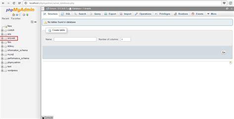 membuat database baru cara instalasi xp dan membuat database baru heibroku