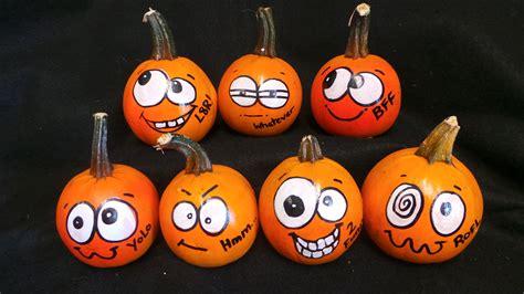 painted pumpkins painted pumpkins