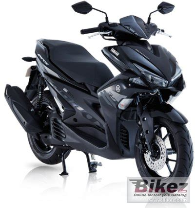 2018 yamaha mio aerox 155 specifications and pictures