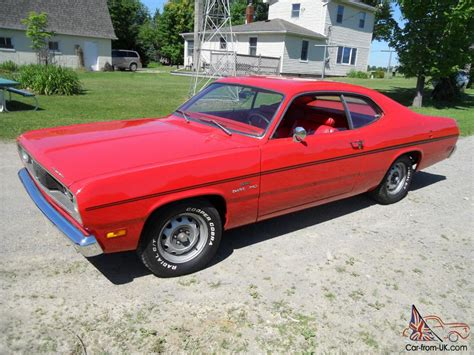 plymouth 340 duster 1970 plymouth duster 340 5 6l