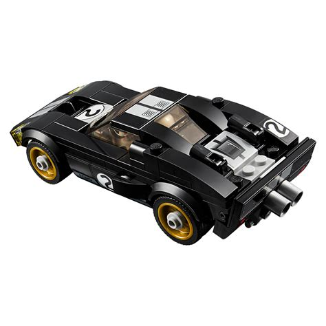 Lego Speed 75881 by Lego 75881 Speed Chions 2016 Ford Gt 1966 Ford Gt40