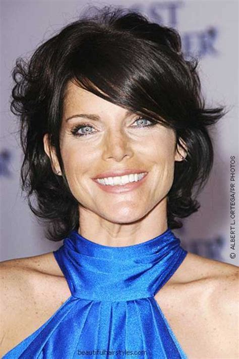 short haircuts for straight hair oval face 15 latest short curly hairstyles for oval face 187 new