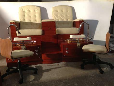 bomacy hot sale nail salon spa sofa chair with modern nail