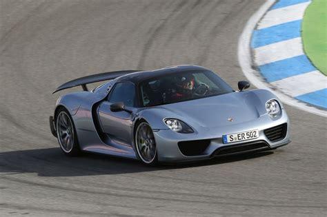 Porsche 918 Spyder Technische Daten by Porsche 918 Auto Motor Und Sport