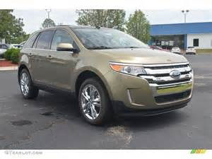 2013 Ford Edge Limited Ale Metallic 2013 Ford Edge Limited Exterior Photo