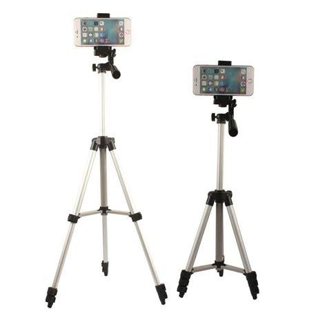 aluminium phone tripod mount holder for iphone 7 4 7 quot 5 5 quot plus 6g 6s ebay
