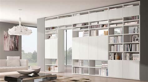 libreria lauri libreria bifacciale componibile systema b libreria tv