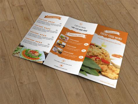 simple restaurant menu template restaurant menu template 53 free psd ai vector eps