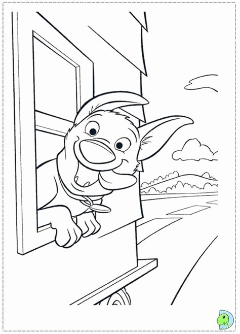 bolt coloring pages coloring home