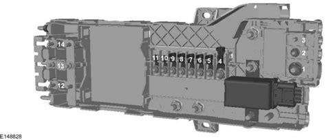 ford transit starter motor fuse wiring diagram gw micro