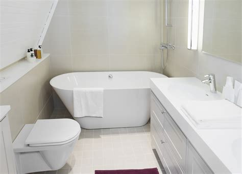 bathtub small bathroom 35 small bathroom design ideas to maximize space ideas 4