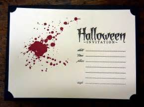 halloween invitation ideas template best template collection