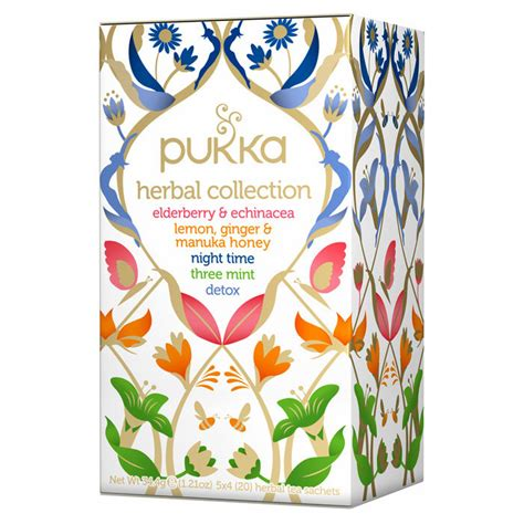Pukka Detox Tea Australia by Pukka Tea Herbal Collection Nourished Australia