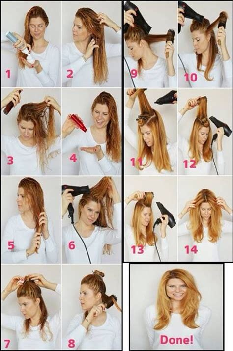 how to blow dry your hair like a pro total beauty how to blow dry your hair like a hair stylist trusper