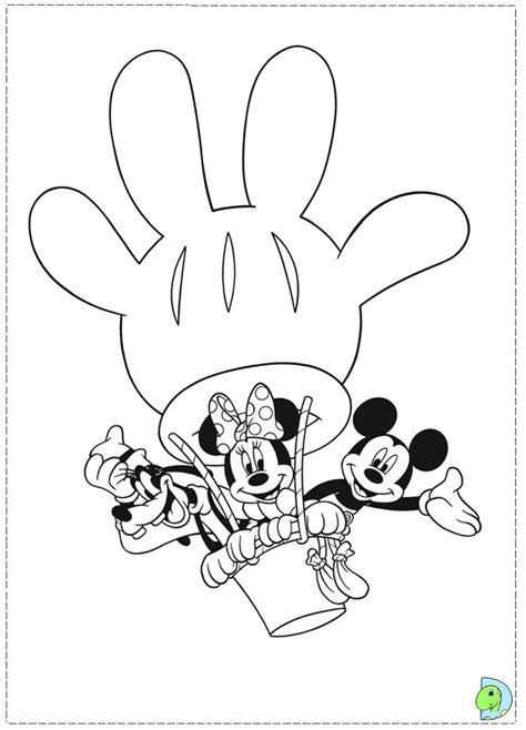 Pete Mickey Mouse Coloring Pages Coloring Pages Mickey Clubhouse Coloring Pages