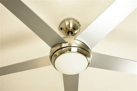 Domestic Ceiling Fans by Ceiling Fan Fresco Brushed Nickel Silver With Remote