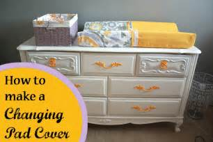 How To Make A Changing Table Pad Runs With Spatulas Crafty Fridays How To Make A Changing Pad Cover