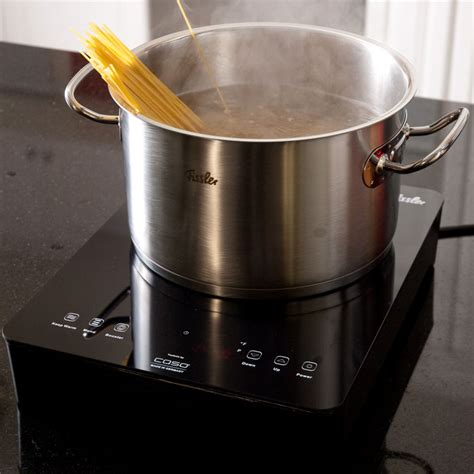 fissler induction cooktop fissler cookstar induction pro portable cooktop 14 5 x 11