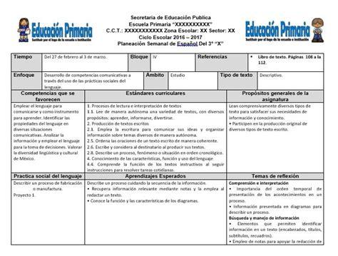 planeaciones cuarto grado bloque 1 primer bimestre ciclo escolar 2014 planeaciones del tercer grado del cuarto bloque ciclo
