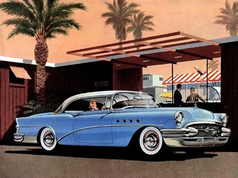 vintage cars 1950s remarkably retro 1950s buick