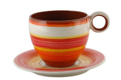 Handmade Tea Cups - handmade pottery espresso tea cups