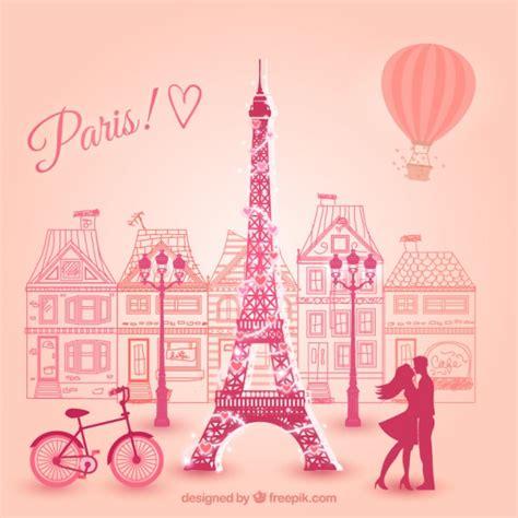 imagenes vintage de paris amantes en par 237 s descargar vectores gratis