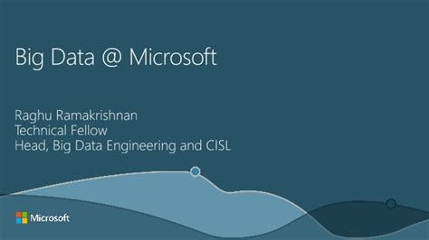 microsofts cortana analytics looks to simplify big data cortana analytics workshop big data microsoft