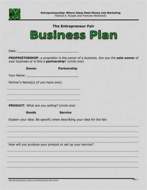 Great Fill In The Blank Business Plan Template Printable 2018 Blank Template Fill In The Blank Business Plan Template Free