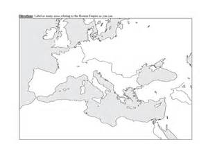 Ancient Rome Map Blank by Gallery For Gt Blank Roman Empire Outline Map