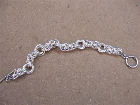 how to make chainmail jewelry jewelry