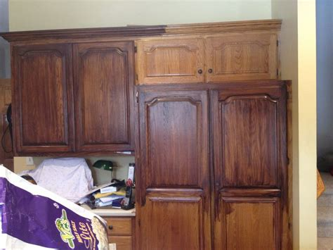 staining old kitchen cabinets 1000 ideas about java gel stains on pinterest gel stain